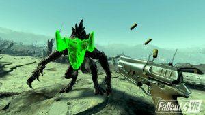 игра fallout 4 в виртуальной реальности