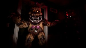 играть five nights at freddy вр клуб спб