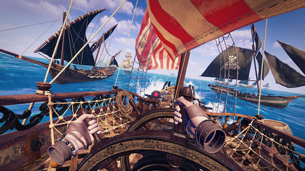 игра про пиратов furious seas вр