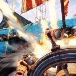furious seas война кораблей в море