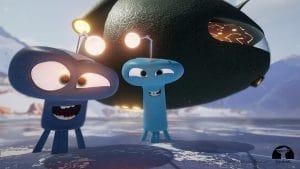 мультфильм invasion в виртуальной реальности