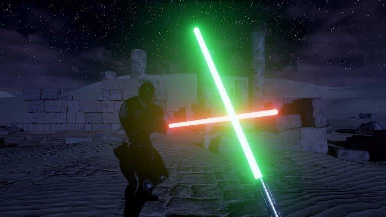 игра lightblade vr звездные войны