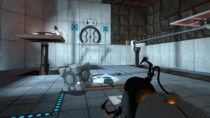 portal2 vr виртуальная реальность