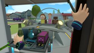 игра rick and morty виртуальная реальность