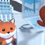 snow fortress виртуальная реальность