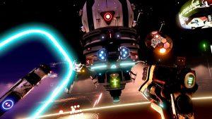 игра space pirate trainer виртуальная реальность
