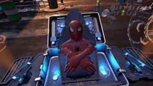 игра spider-man виртуальная реальность