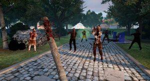 зомби игра survive palantir vr